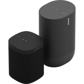 Sonos Move & Sonos One Speaker Bundle