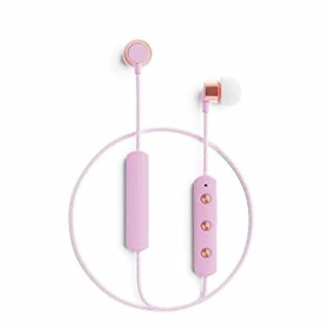 SUDIO Tio Bluetooth Headphones Pink