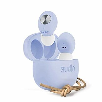 SUDIO TOLV Bluetooth In-Ear Headphones Blue