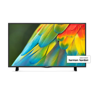 "SHARP LC43CFE4142E 43"" Full HD 1080p LED TV"
