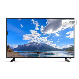 "SHARP LC40UG7252K 40"" Inch 4K Ultra HD HDR Smart LED TV"