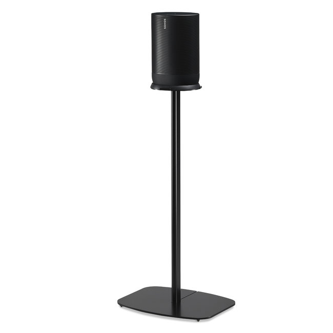 Flexson Sonos Move Black Fixed Height Floor Stand