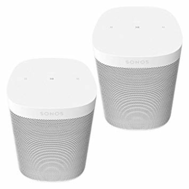 Sonos ONE SL Twin Pack Bundle
