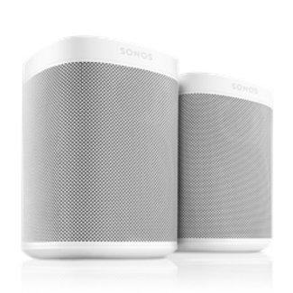 Sonos One SL 2 Pack Speaker Bundle