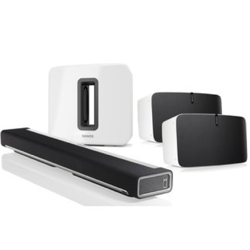 A range of products as part of a Sonos bundle from Powerbutton