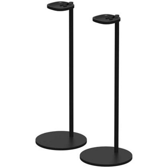 Sonos Floor Stands For One/One SL/Play:1 Black