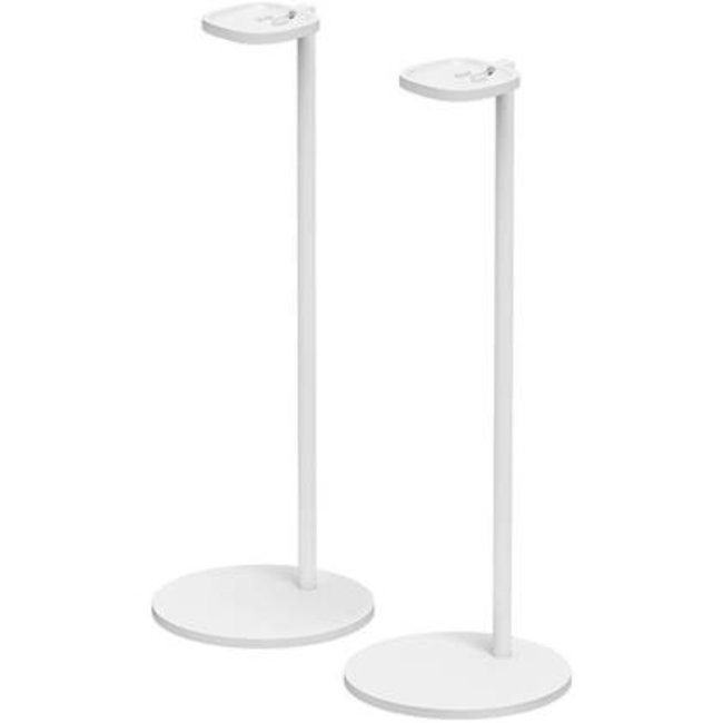 Sonos Floor Stands For One/One SL/Play:1 White