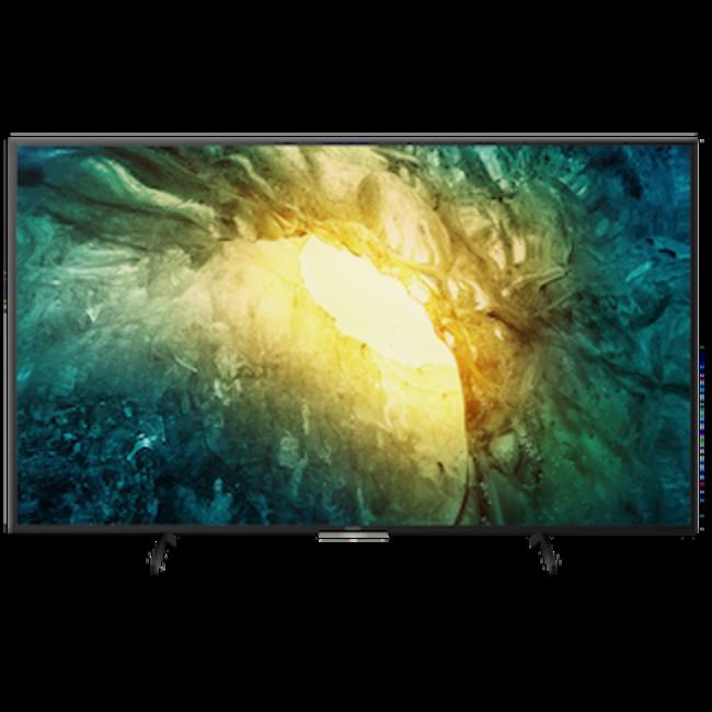 "Sony KD-43X7052PBU 43"" Inch 4K HDR Smart LED TV"