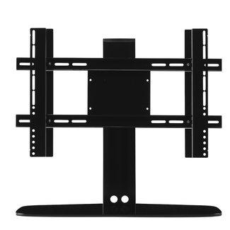 Flexson Playbase Adjustable TV Stand Black