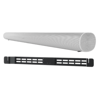 Sonos Arc Soundbar + Flexson Flat Wall Mount Bundle