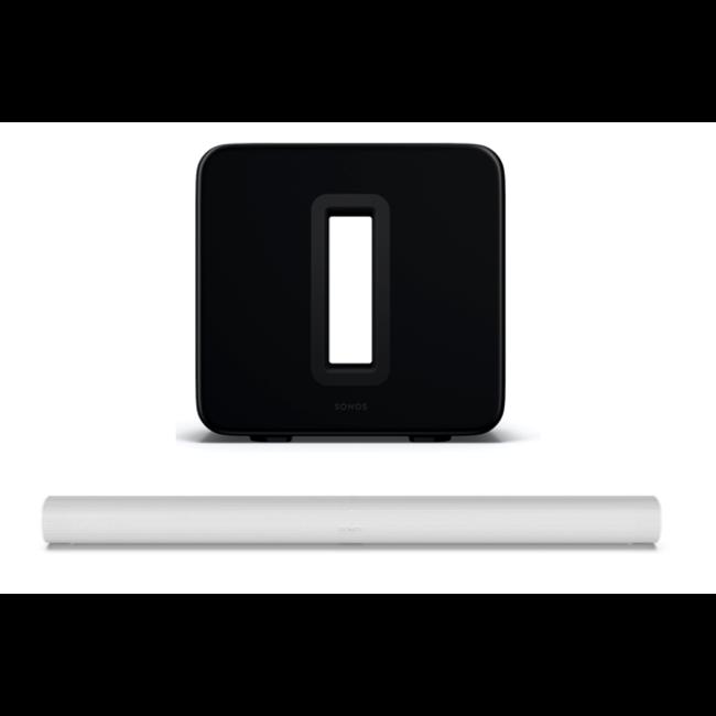 Sonos Arc Soundbar + Sonos Sub (Gen:3) Bundle