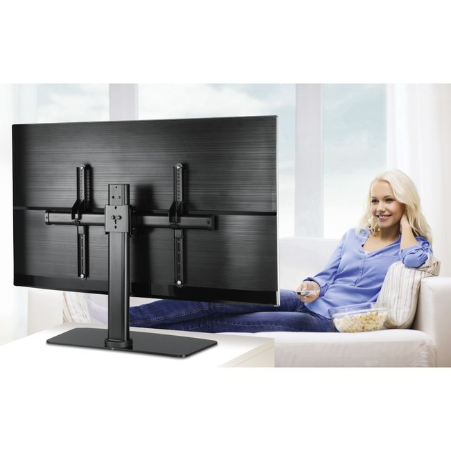 """Hama Full Motion XL TV Pedestal Stand for screens up to 65"""""""