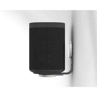 NOVA S1/P1 Wall Mount Bracket for Sonos One/One SL/Play:1 SpeakerBlack