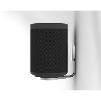 NOVA Sonos S1/P1 Wall Mount Single Bracket Black