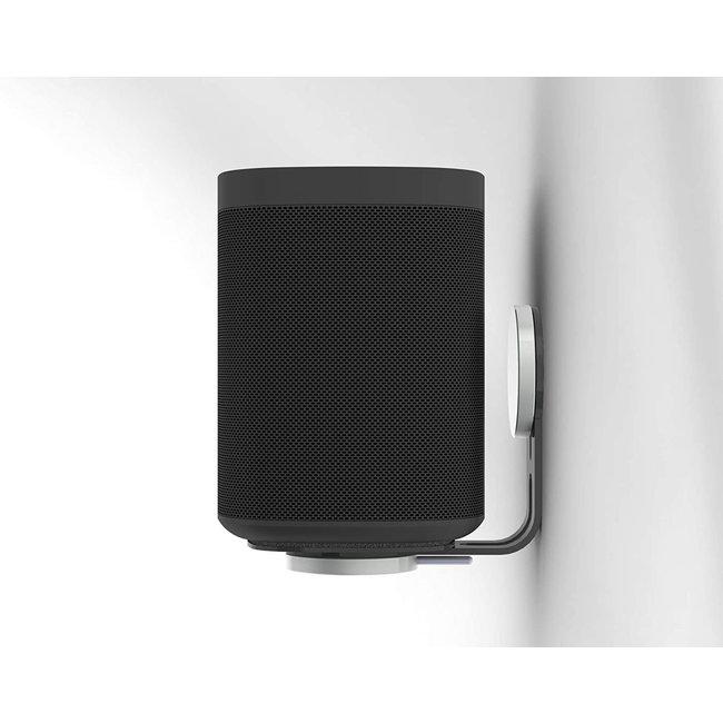 NOVA Sonos S1/P1 Wall Mount Single Bracket for One G:2/One Sl & Play:1 Black