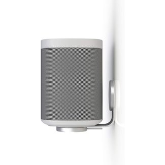NOVA Sonos S1/P1 Wall Mount Single Bracket White