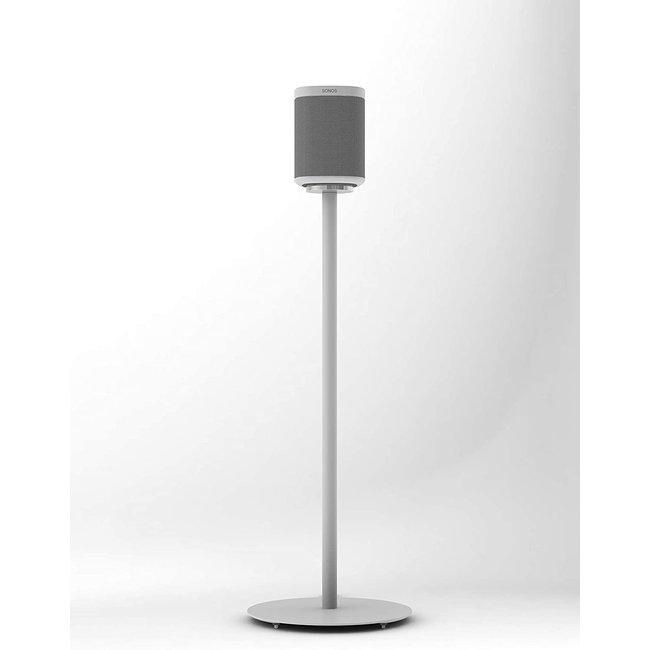 NOVA Sonos S1/P1 Floor Stand Single for One/One SL/Play:1 White