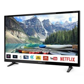 "SHARP 1T-C32BC2KO1FB 32"" Inch Smart HD Ready LED TV"