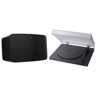 Sonos Five Speaker & Sony Turntable Bundle