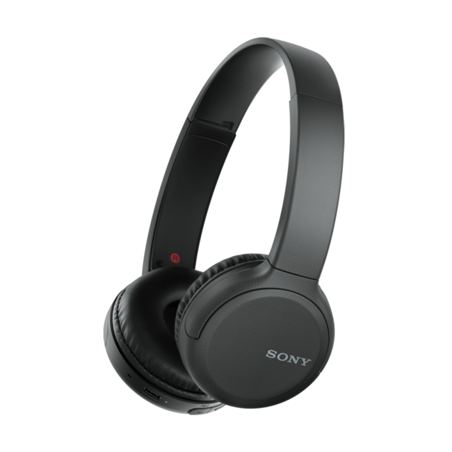 Sony WH-CH510B Black Bluetooth Headphones