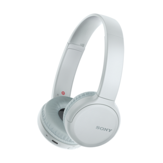 Sony WH-CH510W White Bluetooth Headphones