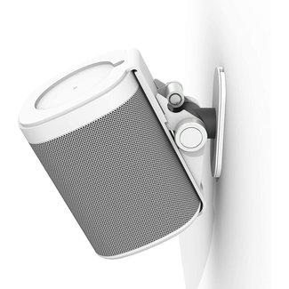 NOVA S1/P1 Security Wall Mount Bracket White for Sonos One/One SL/Play:1 Speaker