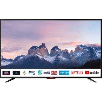 "SHARP 4T-C40BJ5KF2FB 40"" Inch 4K UHD Smart LED TV"
