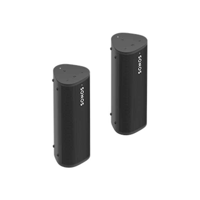 Sonos ROAM 2 Pack Speaker Bundle