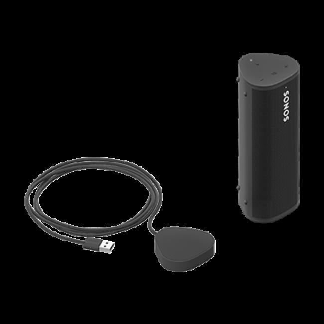 Sonos ROAM Speaker + Wireless Charger Bundle