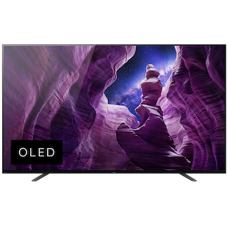 "Sony KE-55A8BU 55"" Inch 4K Smart HDR OLED TV"