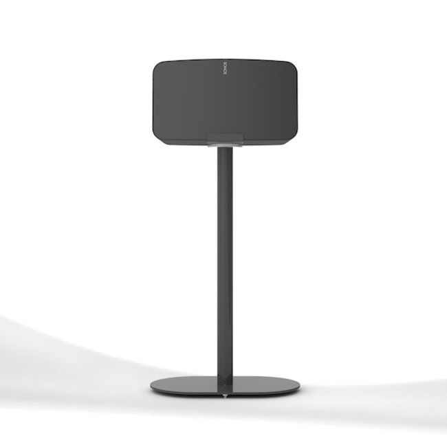 NOVA Fixed Height Floor Stand Sonos Five/Play:5 Gen:2 Speaker