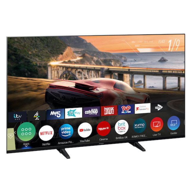 "Panasonic TX-55JX940B 55"" Inch 4K Smart HDR LED TV"