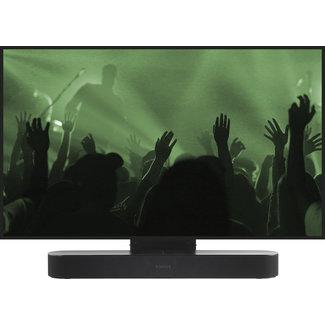Sonos Beam Soundbar + Flexson Cantilever TV Mount Attachment Bundle