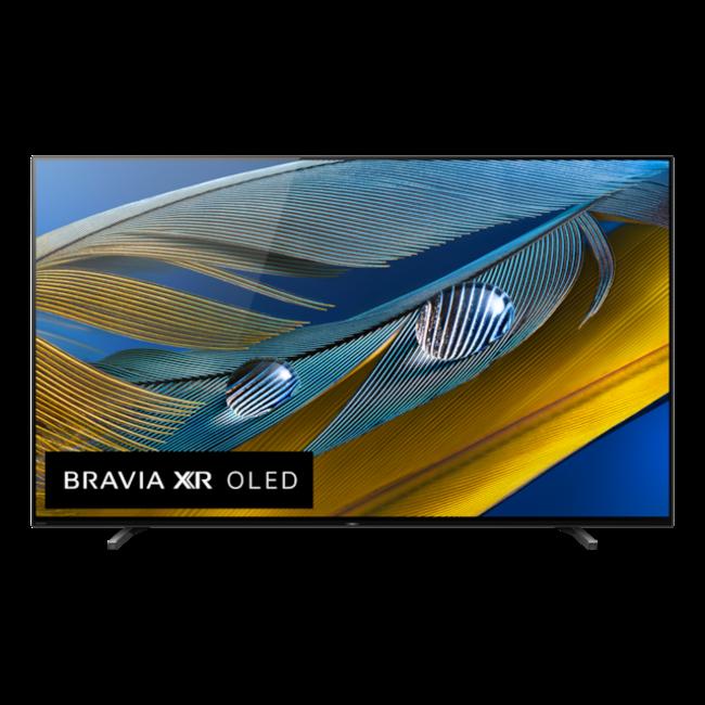 "Sony XR-55A80JU 55"" Inch 4K HDR Smart OLED TV"