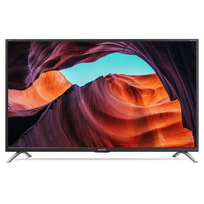 "SHARP 4T-C40BL2KF2AB 40"" Inch 4K HDR Smart LED TV"