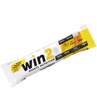 Win2 Win2 Energy Bar Banana
