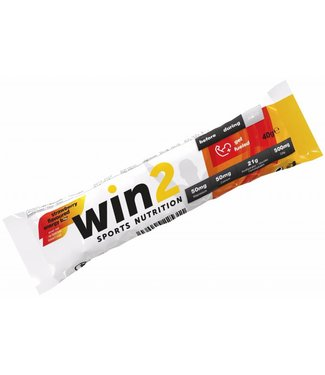 Win2 Win2 Energy Bar Strawberry