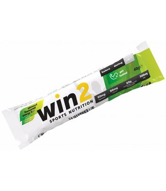Win2 Win2 Energy Bar Almond