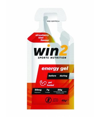 Win2 Energy Gel Strawberry Kiwi