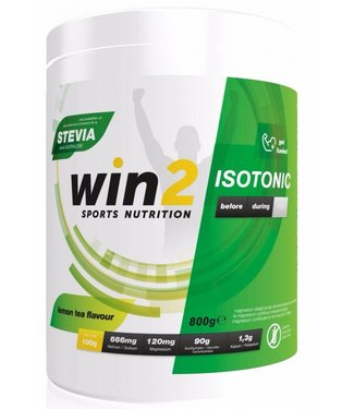 Win2 Isotonic Sportdrink Lemon Tea