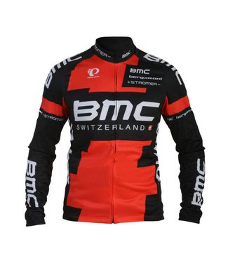 Pearl Izumi BMC Team replica shirt lange mouwen