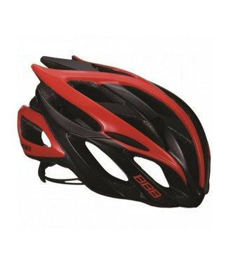 BBB BBB Falcon BHE-01 fietshelm zwart/rood