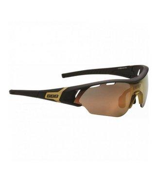 BBB BBB Summit BSG-50 sportbril mat zwart