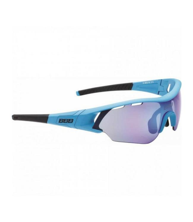 BBB BBB Summit BSG-50 sportbril mat blauw