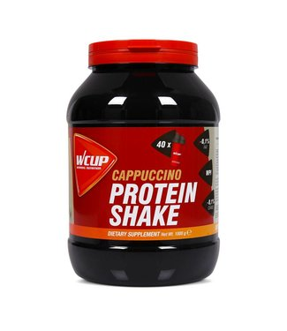 Wcup Wcup protein shake cappuccino