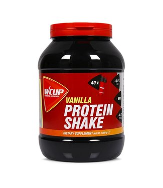 Wcup Wcup protein shake vanilla