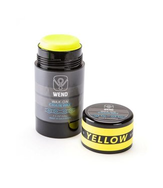 Wend waxworks Wend wax on chain wax 80ml yellow