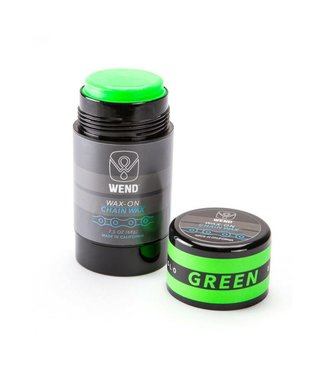 Wend waxworks Wend wax on chain wax 80ml green