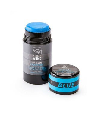 Wend waxworks Wend wax on chain wax 80ml blue