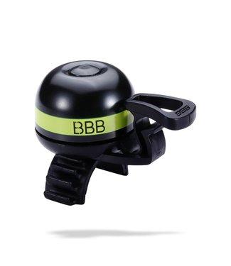 BBB BBB fietsbel BBB-14 Easyfit Deluxe geel